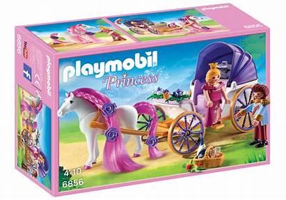 Playmobil Princess Carriage Royal Pop Toys Couple