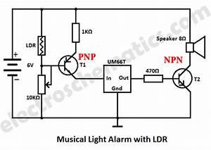 spo curriculum light sensitive circuit workshop With alarm circuit board