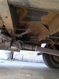 Econoline Emergency Brake