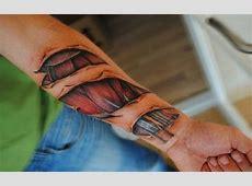 Tattoo Biomechanik Rippen Tattoo Art