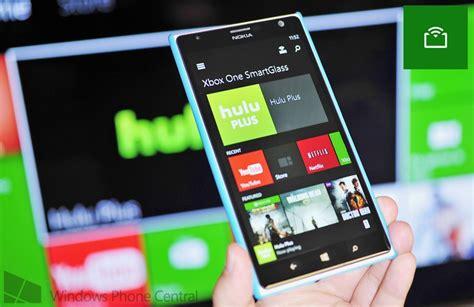 microsoft updates both xbox smartglass apps for windows phone windows central