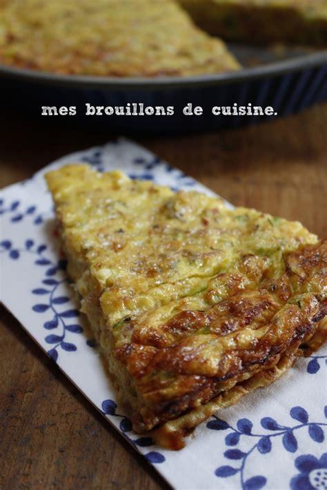 mes brouillons de cuisine quiche sans p 226 te jambon et courgette recette express mes brouillons de cuisine