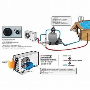 By Pass Piscine : pompe chaleur heatermax 20 4 9kw ubbink achat vente ~ Melissatoandfro.com Idées de Décoration