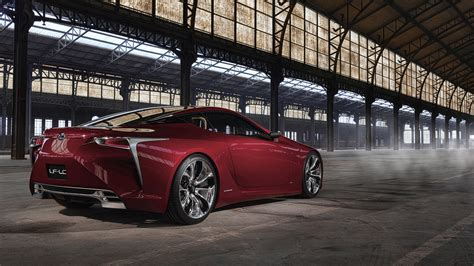 2012 Lexus Lf-lc Concept Wallpapers & Hd Images