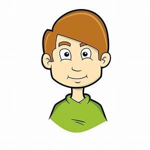 Happy Boy Face Clipart - Clipart Suggest