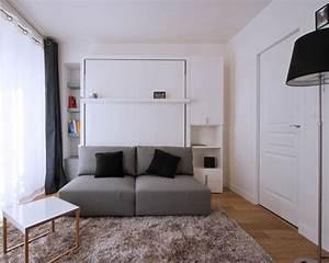 comment meubler un petit appartement tendance With comment meubler un studio 0 comment meubler un studio trouver des idees de