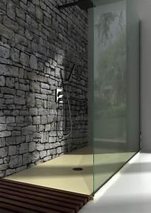Receveur Salle De Bain : d couvrez les ambiances des receveurs de douche ultra plat pour des salles de bain design ~ Melissatoandfro.com Idées de Décoration