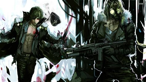 Wallpapers De Anime - anime gun wallpaper 61 images