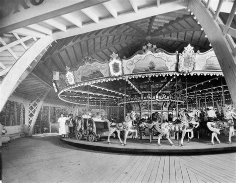 historic carousel rides philadelphia toboggan coasters