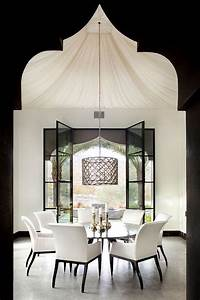10 modern white dining room sets that will delight you for Modern white dining rooms