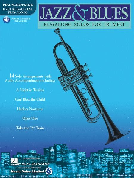 trumpet jazz blues music sheet solo cd extract