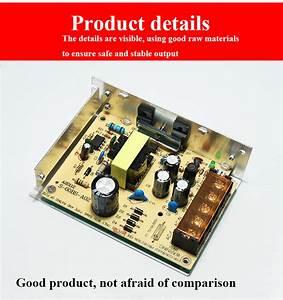 Ac 110v  220v To Dc 12v Voltage Converter Regulated Switch