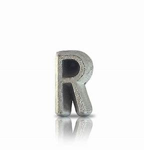 industrial unmounted lead letters With unmounted lead letters