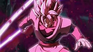 Divine Wrath! (EXCLUSIVE) Super Saiyan Rose Goku Black ...
