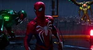 Spider-Man Video Game Trailer: PS4 Demo Shows Off Sinister Six