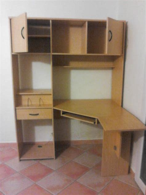 plan de bureau en bois photo meuble bureau