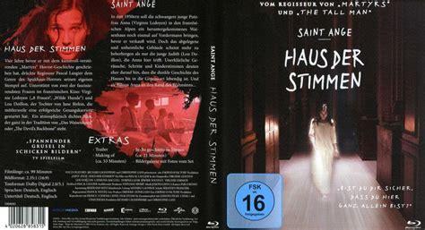 Saint Ange  Haus Der Stimmen Dvd Oder Bluray Leihen