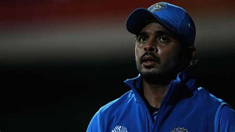 I'm completely free of any charges: Sreesanth after spot ...