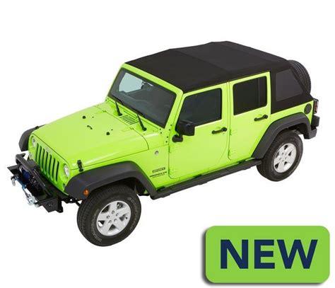 jeep soft top 4 door jeep 2017 wrangler new trektop nx glide convertible soft