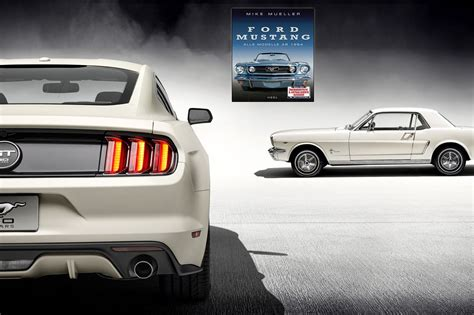Buchbesprechung Ford Mustang Alle Modelle Ab 1964