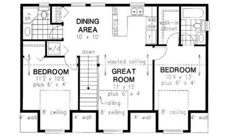 garage apartment plans 2 bedroom pin by ashley gail on garage apartment pinterest