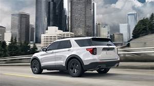 2021 Ford Explorer Xlt Sport Appearance Package Photo