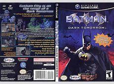 Batman Dark Tomorrow ISO