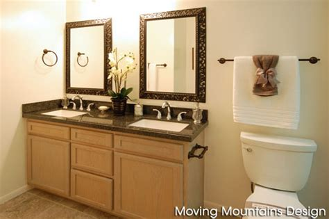 pasadena home staging to believe its the same bathroom