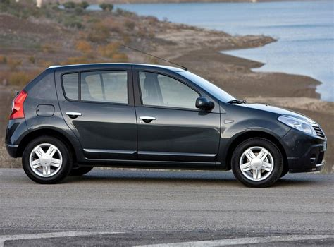 sandero renault stepway renault sandero history of model photo gallery and list