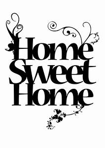 Bilder Home Sweet Home : home sweet home logo clipart panda free clipart images ~ Sanjose-hotels-ca.com Haus und Dekorationen