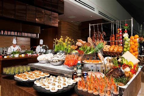 eat at island in kitchen top international buffets in singapore best hotel