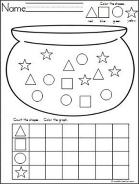 st patrick day shapes worksheets 171 preschool and homeschool