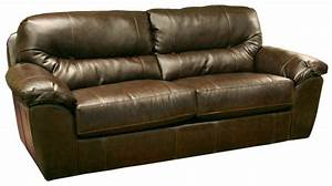 casual and comfortable faux leather sofa by jackson With couch sofa englisch