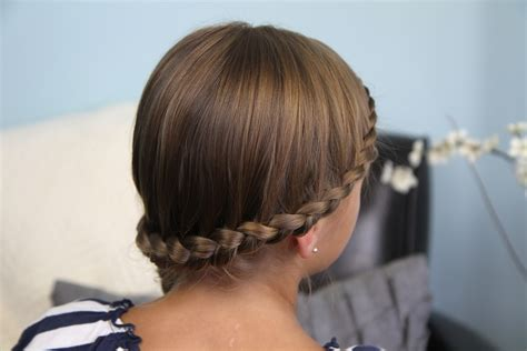 double lace into side braid rihanna hairstyles cute