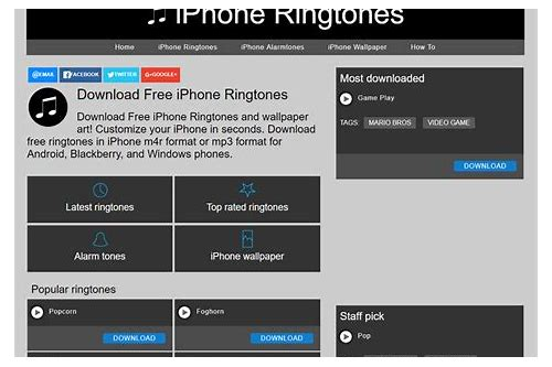apple mobile original ringtone download