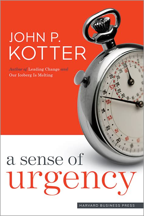 sense  urgency