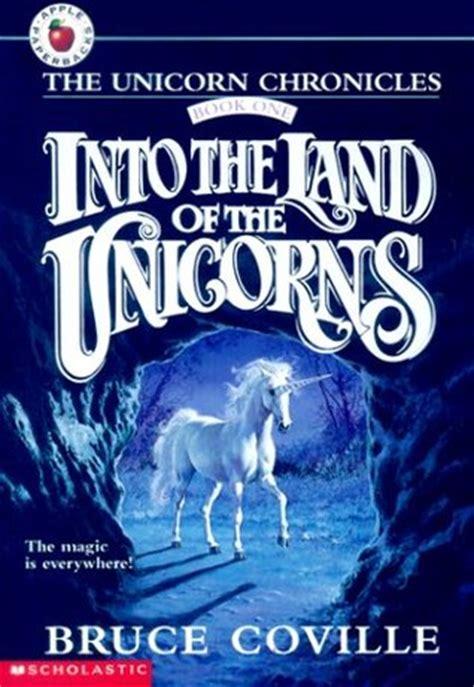 land   unicorns  bruce coville