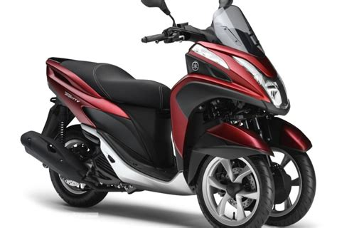 scooter 3 roues 125 pr 233 sentation du scooter 3 roues moto 3 roues yamaha tricity 125 abs