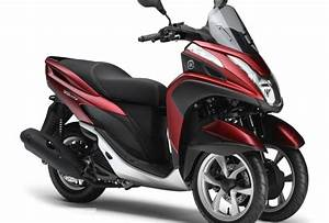 Scooter 3 Roues 125 : pr sentation du scooter 3 roues moto 3 roues yamaha tricity 125 abs ~ Medecine-chirurgie-esthetiques.com Avis de Voitures