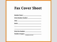 10+ Blank Fax Cover Sheet PDF support our revolution