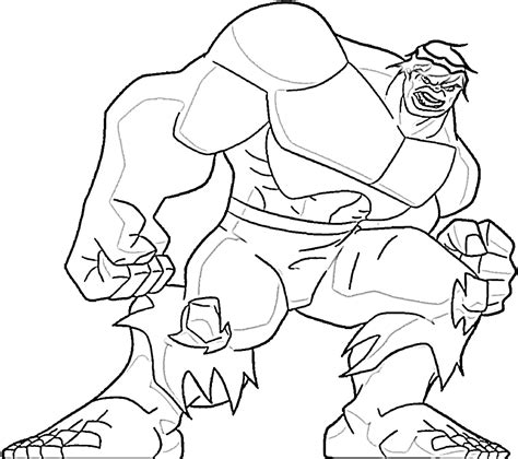 Craftoholic Ultimate Avengers Coloring Pages