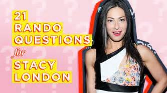21 Random Questions For Stacy London Stylecaster