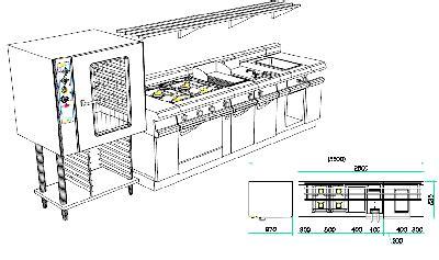 plan cuisine restaurant normes 28 images architecte
