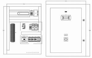 Electrical Control Panel Drawing