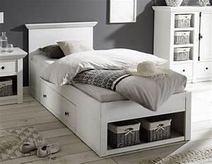 Bett Landhausstil Weiß 90x200 : jugendbett landhausstil ~ Bigdaddyawards.com Haus und Dekorationen