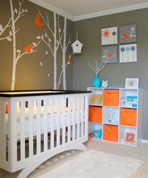 chambre de bébé vintage déco de la chambre bébé fille sans en 25 idées