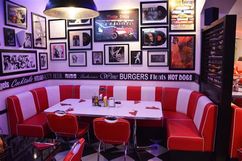 american diner style kitchen accessories 10 themed bars and restaurants in barcelona 7433