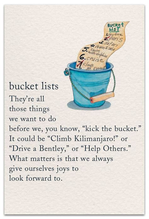 Bucket lists remind you that life is short and we should live it to its fullest. Bucket List | Positive quotes, Life quotes, Inspirational quotes