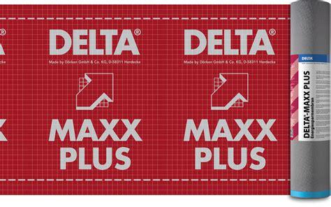 delta 174 maxx plus energy saving membrane d 246 rken