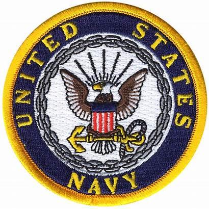 Navy Patch States United Emblem Logos American